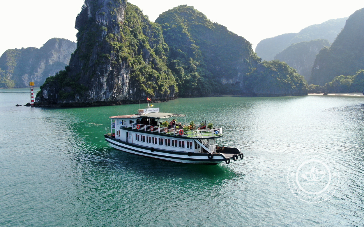ha long bay day cruises